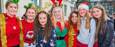 Wonder In The Air At The Kingsley As Hundreds AuditionFor Fota Island Christmas Experience