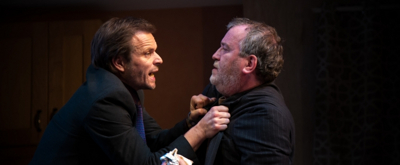BWW Review: THE WEATHERMAN, Park Theatre
