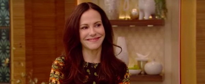 VIDEO: Mary-Louise Parker Says the Relationship in THE SOUND INSIDE 'Defies Description'