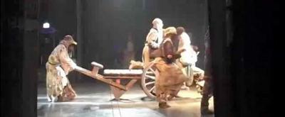 BWW TV: 'SPAMALOT' Star Rick Holmes 'FLIPS-A-LOT' For BroadwayWorld - The Final Flip