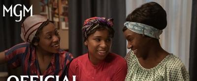 VIDEO: Jennifer Hudson, Hailey Kilgore & Saycon Sengbloh Write 'Respect' in a Clip From the New Aretha Franklin Biopic!