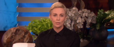 VIDEO: Charlize Theron Talks About Feminism on ELLEN