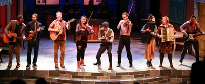 Review: ONCE Quietly Enchants, at Broadway Rose