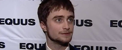 Broadway Rewind: Daniel Radcliffe Makes His Broadway Debut in EQUUS!