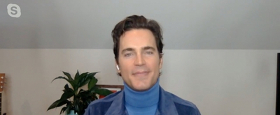 VIDEO: Matt Bomer Talks THE BOYS IN THE BAND on LIVE WITH KELLY AND RYAN