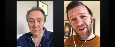 BWW TV: Watch the Cast of ONLY FOOLS AND HORSES Sing 'Hooky Street' as a Thank You to the NHS