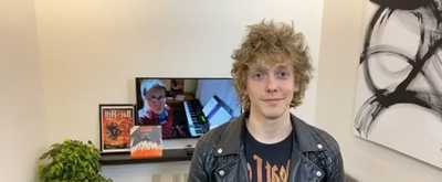 VIDEO: Andrew Polec Sings 'I Would Do Anything For Love' and Holds a Q&A for Fans to Raise Money for The Actors Fund