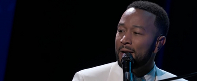 VIDEO: John Legend Performs 'Never Break' at the BILLBOARD MUSIC AWARDS Video