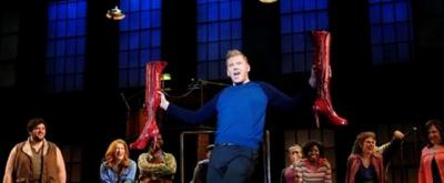Photos/Video: First Look at KINKY BOOTS at North Carolina Theatre