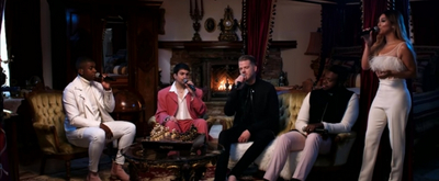 VIDEO: Pentatonix Perform 'Coffee in Bed' on THE LATE LATE SHOW