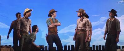Video Flashback: 'Kansas City' From Goodspeed's 2017 Production of OKLAHOMA!