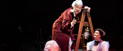 BWW Review: EBENEZER SCROOGE'S BIG SAN DIEGO CHRISTMAS SHOW at The Old Globe is festive fun