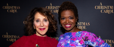Photo Coverage: Go Inside Opening Night of A CHRISTMAS CAROL on Broadway!