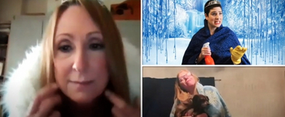 VIDEO: FROZEN Ushers Create Love Letter to the Show