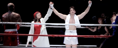 Broadway Rewind: ROCKY Takes Center Ring on Broadway