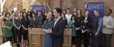 Broadway Rewind: CINDERELLA Waltzes to Broadway with Laura Osnes & Santino Fontana! Video