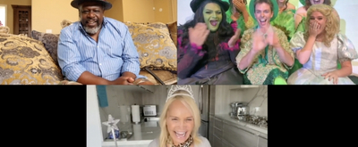 BWW TV: Watch Kristin Chenoweth Surprise WICKED Fans on GREATEST #ATHOMEVIDEOS Video