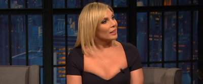 VIDEO: June Diane Raphael Talks About Physically Picking Up Grown Men on LATE NIGHT