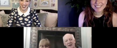 VIDEO: Deb McGrath and Colin Mochrie Guest on CHECK IN FROM AWAY