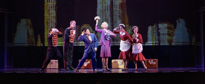 Photo/Video: Get A First Look At The Broadway-Bound CAGNEY at Pioneer Theatre Company