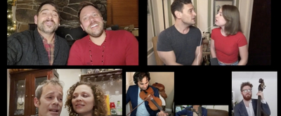 VIDEO: The Playbillies Cover 'Elephant Love Medley' From MOULIN ROUGE! Featuring Joe Iconis, Lauren Marcus, and More!
