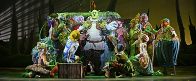 BWW Review: 3-D Theatricals' Revisit with SHREK Offers Colorful Cheeky Fun
