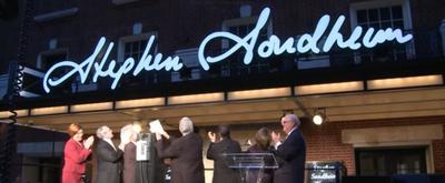 VIDEO: On This Day, September 15 - Henry Miller's Theater Renamed For Stephen Sondheim