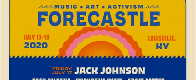 Jack Johnson, Cage The Elephant and The 1975 to Headline Forecastle 2020