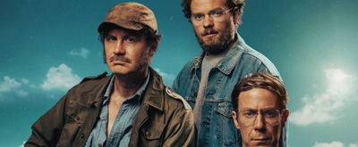 VIDEO/PHOTO: First Look at THE SHARK IS BROKEN at the Ambassadors Theatre