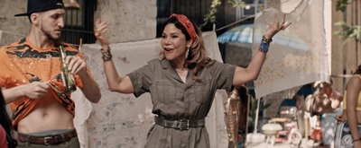 BWW Exclusive: Watch Daphne Rubin-Vega Throw a Carnaval del Barrio in the IN THE HEIG Video