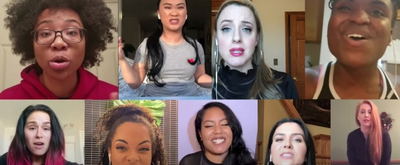 VIDEO: SIX Cast Members Worldwide Perform 'Ex-Wives' From Home