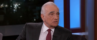 VIDEO: Watch Martin Scorsese Interviewed on JIMMY KIMMEL LIVE