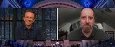 VIDEO: Brendan Hunt Talks TED LASSO on LATE NIGHT WITH SETH MEYERS