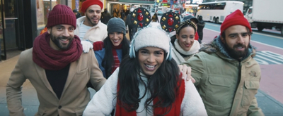 VIDEO: Watch ALADDIN's Arielle Jacobs Get 'December Feels' for Carols for a Cure!