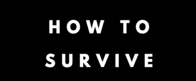Quarantine-Inspired Musical, HOW TO SURVIVE THE END OF THE WORLD, Will Air This Week