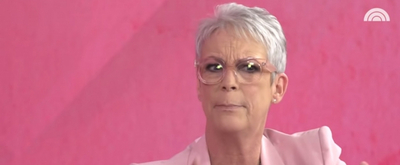 VIDEO: Jamie Lee Curtis Says She'll Never Write a Memoir on TODAY SHOW