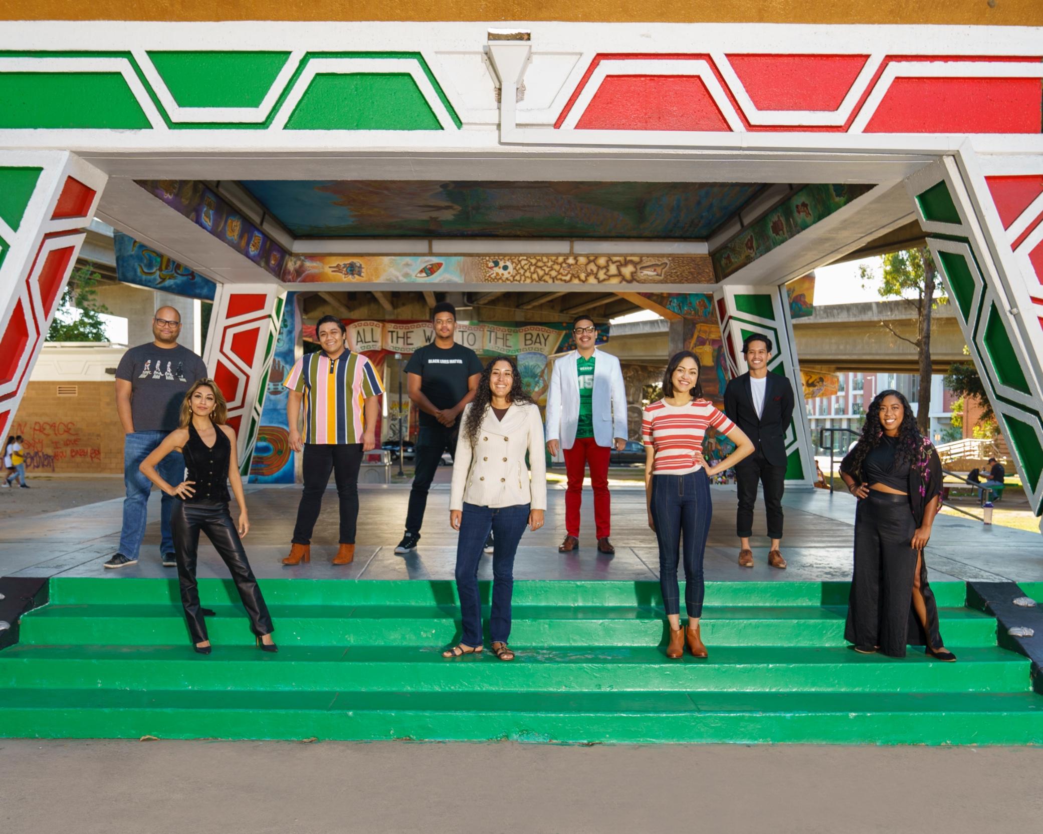 Nonprofit Teatro San Diego Assembles an All-BIPOC Board Of Directors