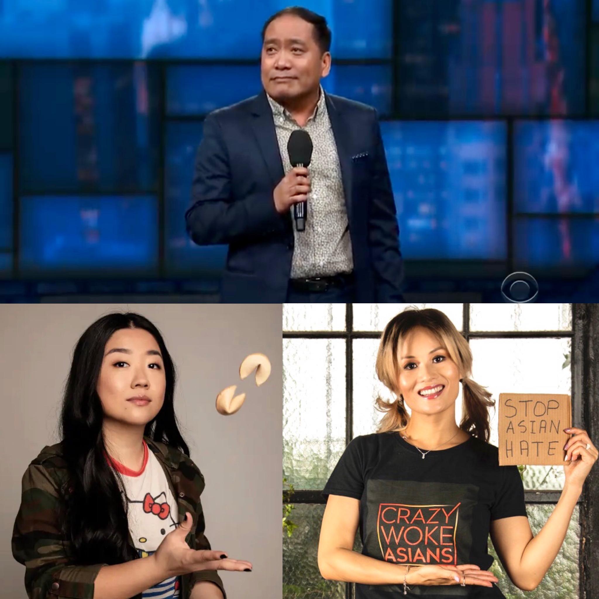 CRAZY WOKE ASIANS Comedy Show Returns April 24