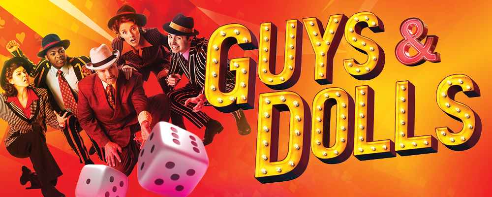 GUYS & DOLLS Hits Village Theatre's Stage For The Holiday Season