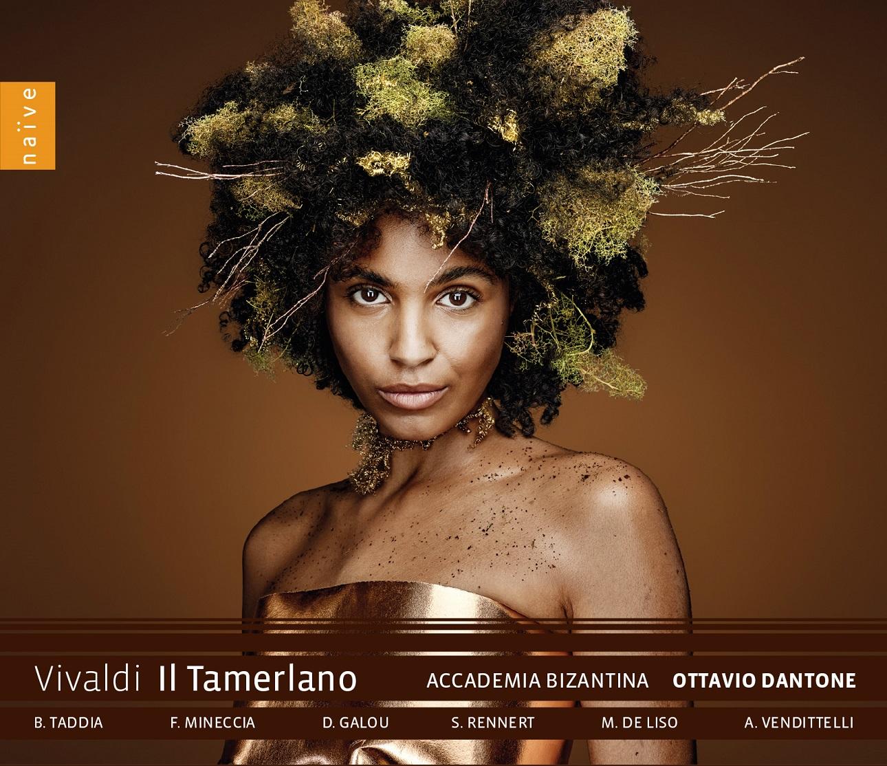 BWW Review: Vivaldi's Tamerlano on Naïve's Vivaldi Edition