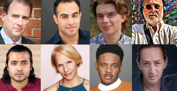 Cast Announced for PrideArts Virtual Reading Of JEFFREY