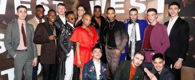 Photo Coverage: WEST SIDE STORY Company Celebrates Opening Night!