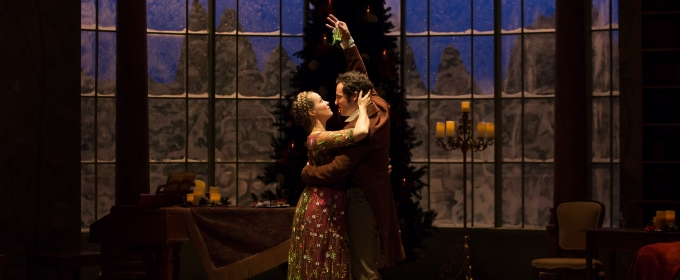 "BWW Review: MISS BENNET: CHRISTMAS AT PEMBERLEY is a ""Feel-Good"" Holiday Spectacle"