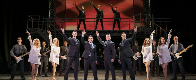 BWW Review: JERSEY BOYS Wows at Aronoff Center