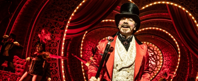 MOULIN ROUGE! Will Hit the Road and Launch National Tour in 2020