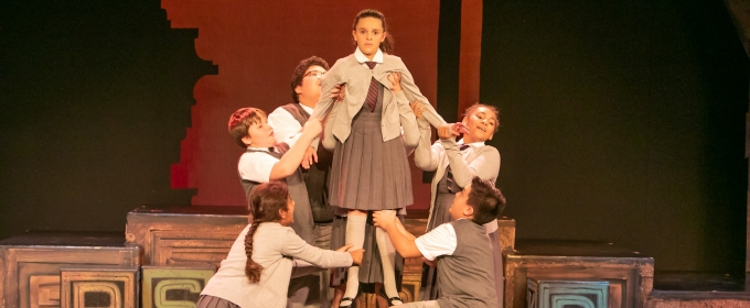 BWW Review: MATILDA at Growing Stage: The Children's Theatre of New Jersey
