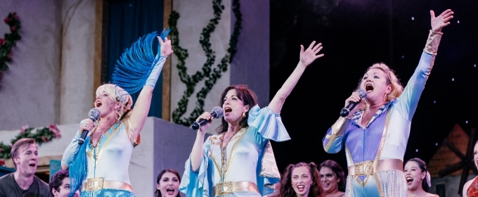 BWW Review: Gimme, Gimme, Gimme More of Theatre Under The Stars' Production of MAMMA MIA!