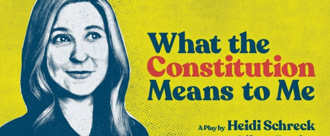 Cassie Beck Will Lead WHAT THE CONSTITUTION MEANS TO ME on Tour; New Stops Announced!