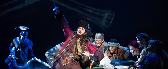BWW Interview: Kirk Lawrence of FINDING NEVERLAND at Dutch Apple Dinner Theatre