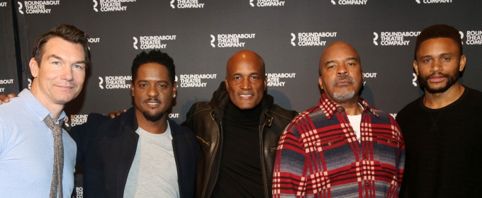 BWW TV: Meet the Cast of A SOLDIER'S PLAY on Broadway!